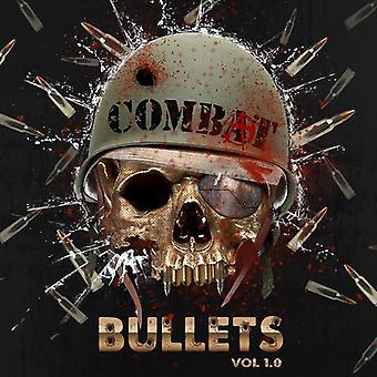 Various Artist - Combat Bullets Vol 1.0 [CD] USA import