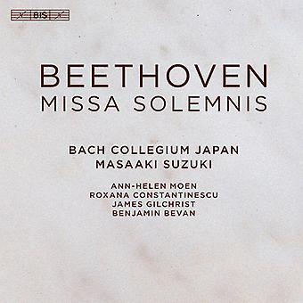 Beethoven / Bevan - Missa Solemnis [SACD] USA import