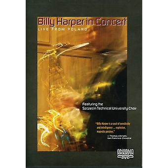 Billy Harper - In Concert-Live From Poland [DVD] USA import