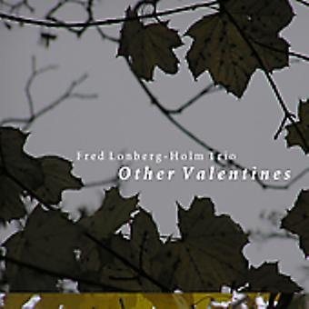 Fred Lonberg-Holm Trio - Other Valentines [CD] USA import