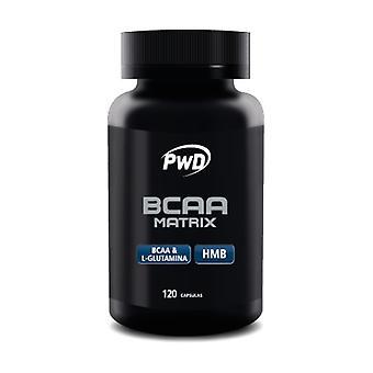 BCAA Matrix 120 capsules