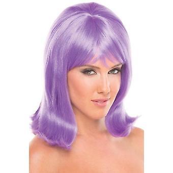 Doll Wig - Light Purple