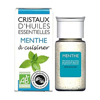 Mint Essential Oil Crystals 10 g