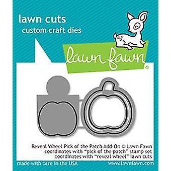 Lawn Fawn revela escolha da roda do patch add-on morre