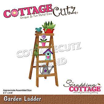 Scrapping Cottage Garden Ladder