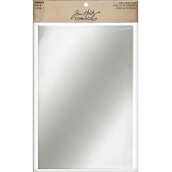 Idea-ology Tim Holtz 6x9 Inch Mirrored Sheets