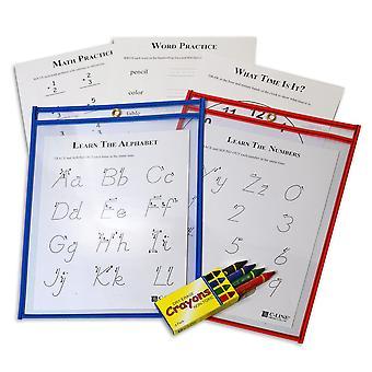 40600, Kit di aiuto per lo studio tascabile a secco, 9 x 12, 1/PK, 40600