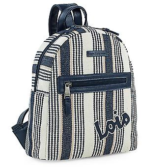 Backpack with Top Handle and Adjustable Strips for Women