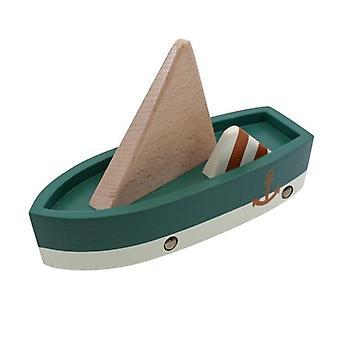 Sebra - wooden sailing boat