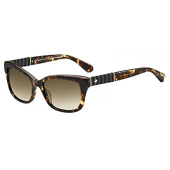Sonnenbrille Damen  Johanna2  schwarz/braun