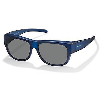 نظارات شمسية للجنسين 9003/SM3Q/C3 واندر الأزرق / الرمادي