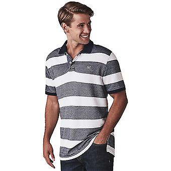 Crew Clothing Mens Oxford Tipped Cotton Pique Polo Shirt