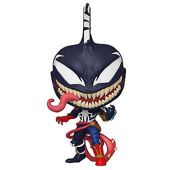 Venom Venomized Capitán Marvel Pop! Vinilo