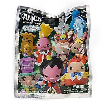 Key Chain - Disney - 3D PVC Foam Collectible Blind-Box Alice in Wonderland 25305