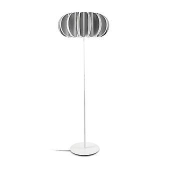 Leds-C4 GROK - 3 Light Floor Lamp White, Grey, E27