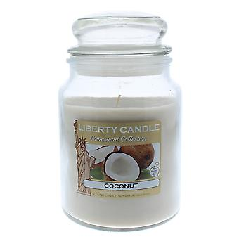 Liberty Candle - Scented Candle 510g - Coconut