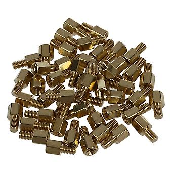 Brass Screw - Pcb Standoffs Hexagonal Spacers, M3 Male & Female