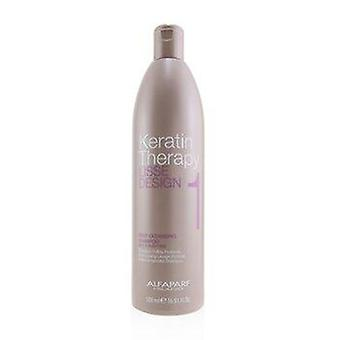 Lisse Design Keratin Therapy Deep Cleansing Shampoo 500ml or 16.91oz