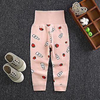 Pamut baba hosszú nadrág, hárem újszülött leggings csecsemő nadrág alkalmi alsó