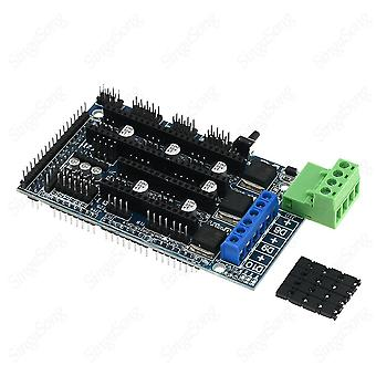 3d Printer Parts- Ramps 1.6 Board Upgrade Base On Ramps 1.4/1.5 Control Board For Reprap Mendel