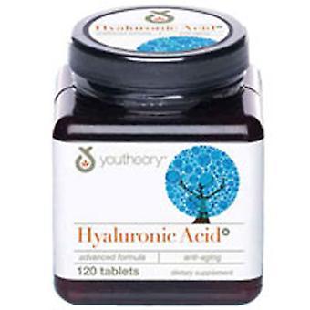 Youtheory Advanced Hyaluronic Acid, 120 Tabs