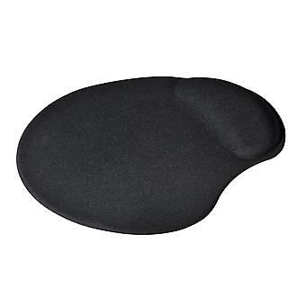 Wrist rest and mouse pad around