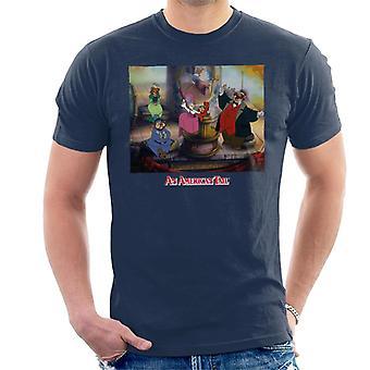 Amerikkalainen häntä Mausheimer Park Men's T-paita