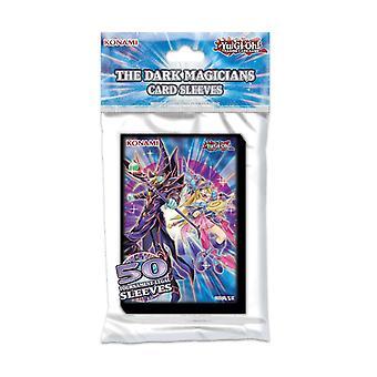 Yu-Gi-Oh! TCG The Dark Magicians Kort ærmer 50 Pack