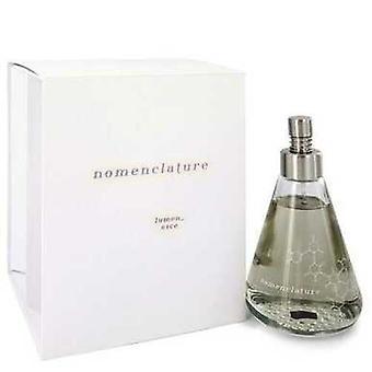 Nomenclature Lumen Esce By Nomenclature Eau De Parfum Spray 3.4 Oz (women) V728-549482