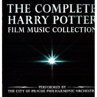 City of Prague Philharmonic Orchestr - The  Complete Harry Potter Film Music Collection [CD] USA import