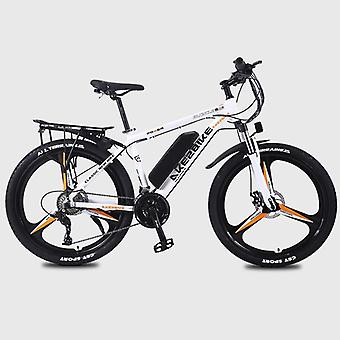 Speed Electric Mountain Bike Lithium Battery Electric Bicycle Seamless Welding