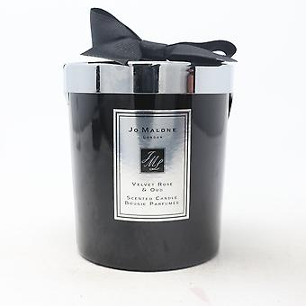 Jo Malone Velvet Rose & Oud Scented Candle  7.0oz/200g New With Box