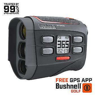 Bushnell Golf Hybride Bluetooth Jolt Distance Laser Display GPS Télémètre