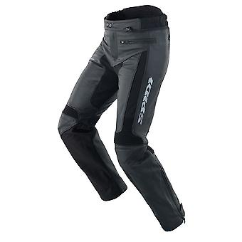 Spidi GB Teker Waterproof Armoured Motorcycle Trousers Black