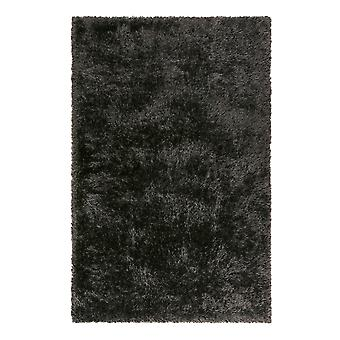 City Glam Shaggy Rugs 80412 900 By Esprit In Anthracite Grey