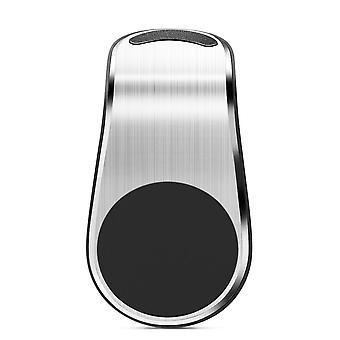 Ilmaventtiiliteline, magneettinen auton puhelimen pidike