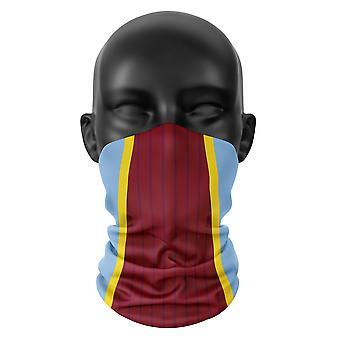 Aston Villa Face Mask Football Snood Scarf Neckerchief Headwear Buff Headwear Tube