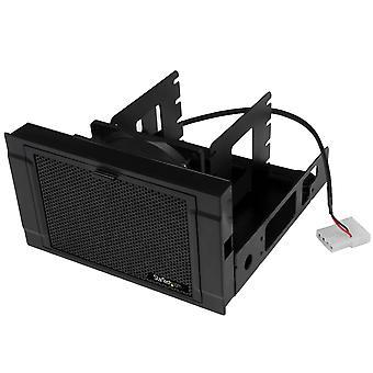 Startech.com 4x 2.5in ssd/hdd monteringsbeslag med køleventilator - fire-drevs monteringsbeslag til de