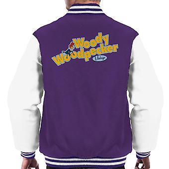 Woody Woodpecker Vintage Men's Varsity Jacket