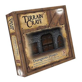 TerrainCrate Dungeon Doors