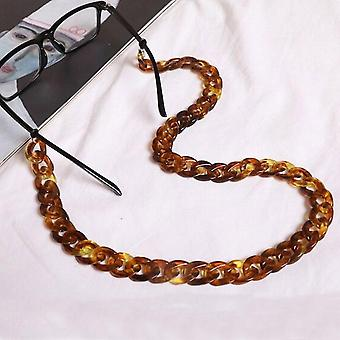 Fashion Conch Shell Reading Glasses Chain Sunglasses Eyewears Cord Holder Neck