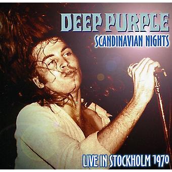 Deep Purple - Scandinavian Nights [CD] USA import