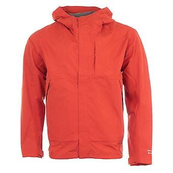 Norse Projects Fyn Shell Gore Tex 3.0 Jacket - Industrial Orange