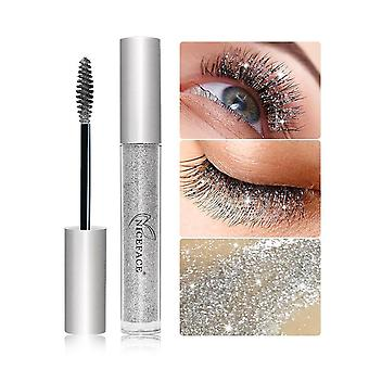 Dry Water Drop Makeup Long Lasting Waterproof Curling Thick Shiny Eyelash