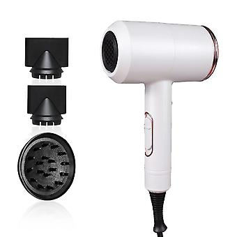 Hair Dryer Hot And Cold Wind With Diffuser Conditioning Powerful Hairdryer