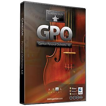 Garritan Personal Orchestra 4 -