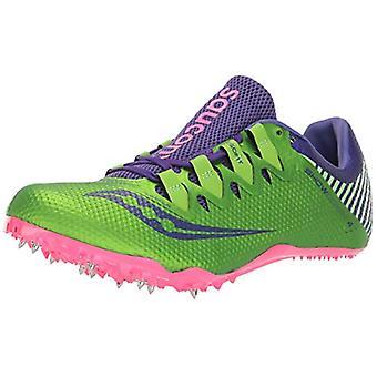 Saucony Women's Ride 10 Zapato de running, Marino/Denim