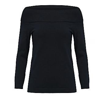 Dorothee Schumacher Easy Comfort Off-Shoulder Sweater