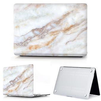 Mramorové puzdro na notebook Hard Shell, Touch ID pre Macbook