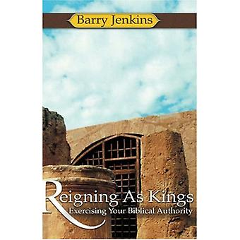 Reigning as Kings by Barry Jenkins - 9781602663329 Book
